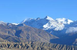 Lo Manthang to Yara trek distance see Dhigaon, Ghara & Luri Gumba