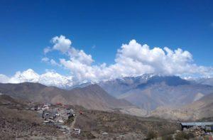Lower Mustang trek in mustang valley Nepal