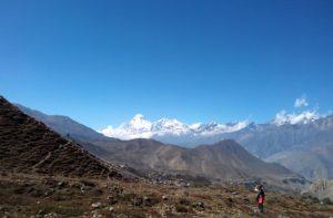 Muktinath helicopter tour from Kathmandu and Pokhara