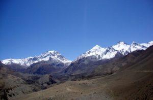 Saribung Peak Climbing expedition Nar Phu to upper mustang