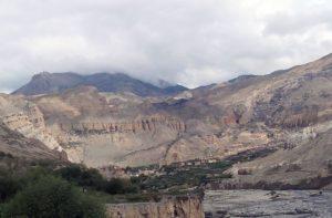 Tetang Village Upper Mustang Nepal