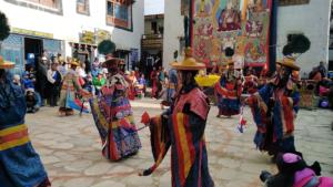Tenchi festival