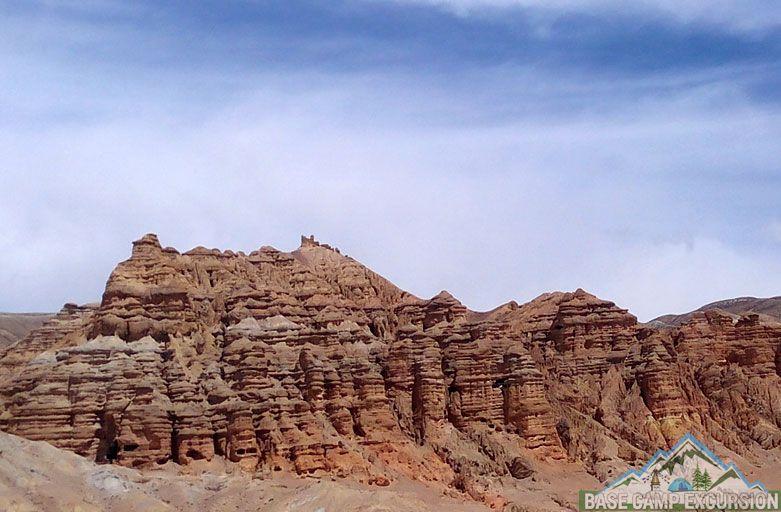 Upper Mustang trekking permit fee & travel information