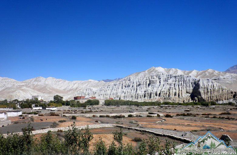Upper Mustang trekking via yara, ghara, luri gompa, tangge to chhusang