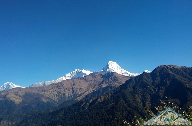 Khopra danda trek altitude, map, cost to discover Khayer lake Nepal