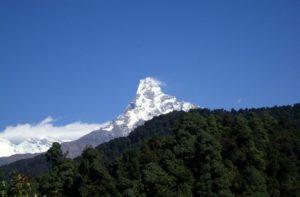 Mardi Himal trekking guide in Annapurna region travel around Mardi Himal base camp altitude