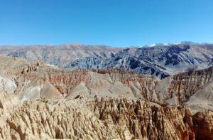 Tangge to Chhusang trek distance via Paha, Siyarko Tangk Danda & Chhomnang
