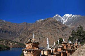 Upper Dolpo trek map & cost reviews to visit Upper Dolpo Nepal