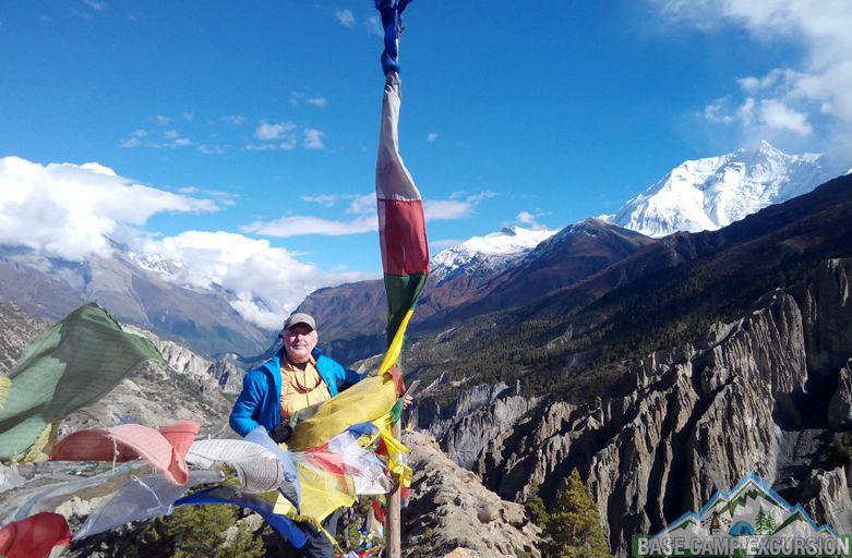 Chame to Annapurna circuit trek 10 days half Annapurna circuit trek