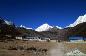 Dharamsala to Bimthang trek around Manaslu Nepal