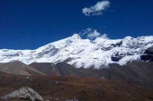 Chulu west peak climbing & trekking itinerary of Chulu west climb