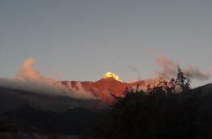 Khopra Danda to Swanta trek distance visit Khopra & Khayer Lake Nepal