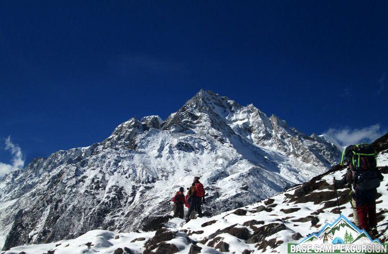 Namrung to Samagaon trek distance & altitude of Manaslu base camp trek