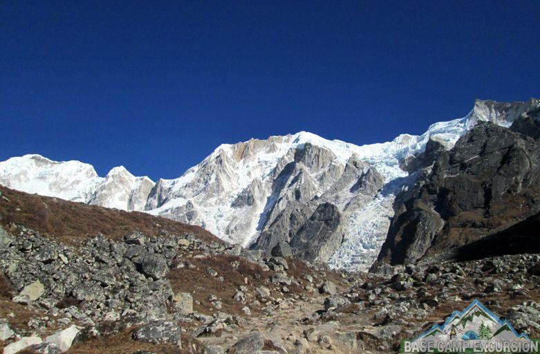 Samagaon to Samdo trek distance & altitude of Manaslu circuit trekking trip