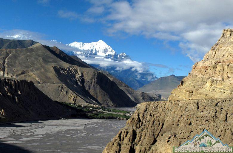 Trip details of Upper mustang tea house trek in monsoon season Nepal