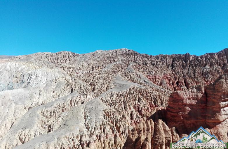 Upper mustang trek in autumn September, October to November